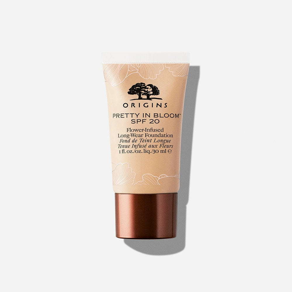 Pretty In Bloom Flower-Infused Foundation | Origins